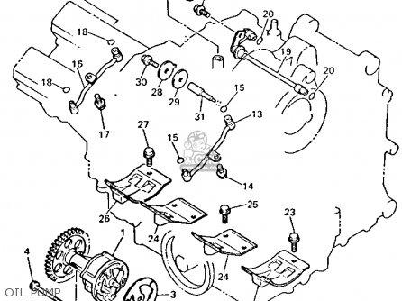 Yamaha GTS1000A 1993 (P) USA parts lists and schematics
