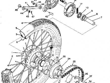 Yamaha HS1 1970 USA parts lists and schematics