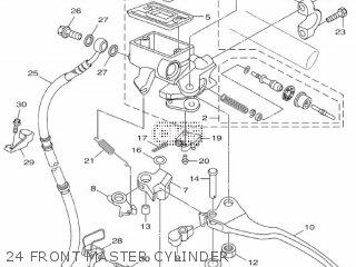 Yamaha HW151 2012 52S1 EUROPE XENTER 1L52S-300E1 parts