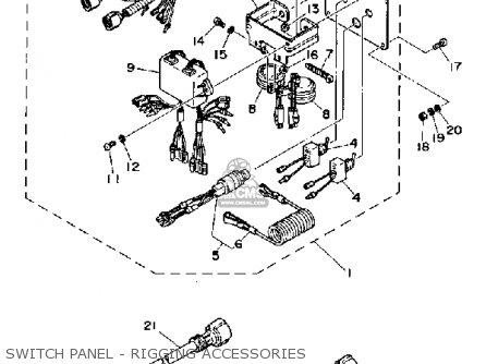 Yamaha 703 Remote Control Wiring Diagram Yamaha 704