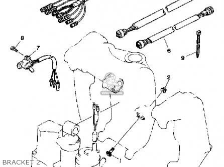 Yamaha L150/l200etd 1990 parts list partsmanual partsfiche