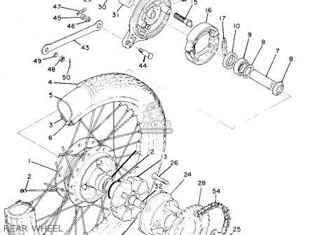 Yamaha L5T 1969 USA parts lists and schematics