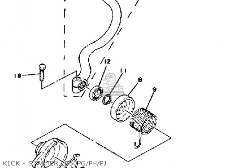 25 Hp Mercury Outboard Control Wiring Diagram Johnson 25