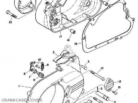 Wiring Diagram For 100cc 2 Stroke Motorcycle 2 Stroke EZ