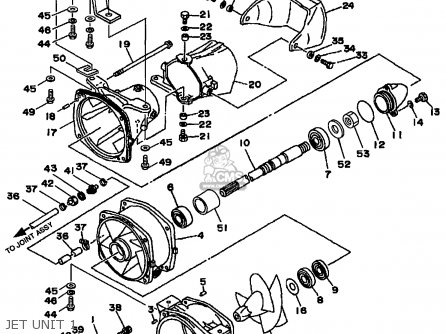Yamaha LST1200X 1999 parts lists and schematics
