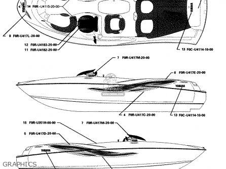 Yamaha Lst1200z 2001 parts list partsmanual partsfiche