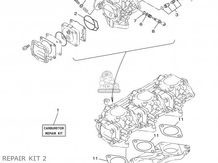 Yamaha LST1200Z 2001 parts lists and schematics