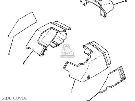 Yamaha MJ5OJ USA parts lists and schematics