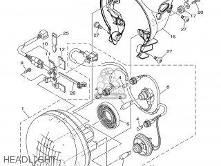 Yamaha MT01 2005 5YU1 BELGIUM 1D5YU-300E1 parts lists and