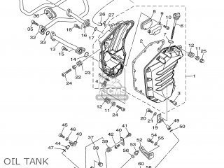 Yamaha MT01 2005 5YU1 ENGLAND 1D5YU-300E1 parts lists and