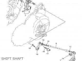 Yamaha MT01 2006 5YU3 ENGLAND 1E5YU-300E1 parts lists and