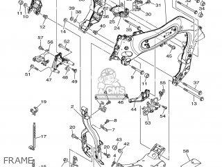 Yamaha MT01 2006 5YU3 EUROPE 1E5YU-351F1 parts lists and