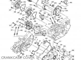 Yamaha MT01 2007 5YU8 BELGIUM 1F5YU-300E1 parts lists and