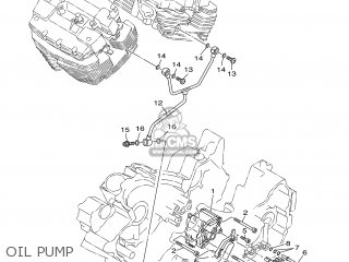 Yamaha MT01 2007 5YU8 BELGIUM 1F5YU-332G1 parts lists and