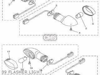Yamaha Mt09a 2015 2drf Europe 1p2dr-300e1 parts list