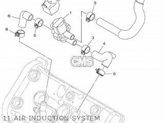 Yamaha Mt09a Mt09 Abs 2015 2drj Europe 1p2dr-300ea parts