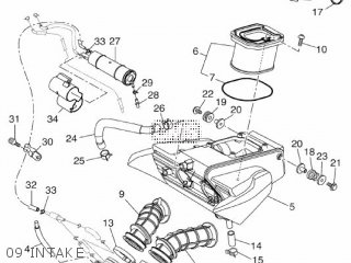 Yamaha MTM690-U XSR700 2016 B342 EUROPE 1RB34-300EL parts