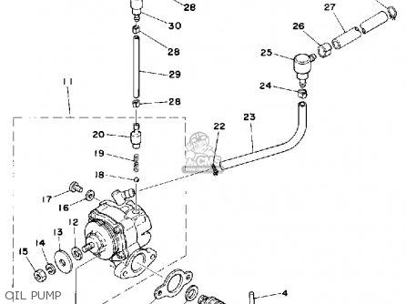 Yamaha MX175 1979 USA CANADA parts lists and schematics