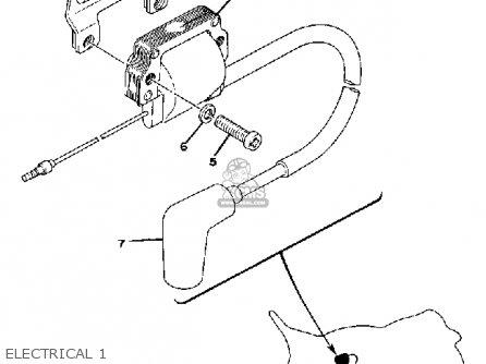 Yamaha MX80 1982 (C) USA parts lists and schematics