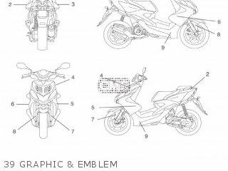 Yamaha NS50 2013 1PH1 EUROPE AEROX 1M1PH-300E6 parts lists