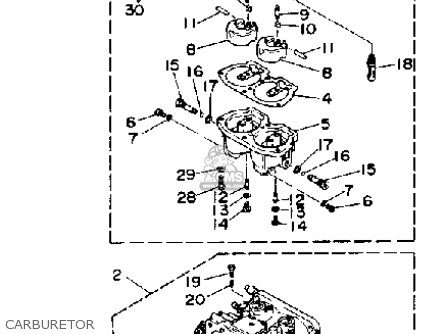 Yamaha P150TRP 1991 parts lists and schematics