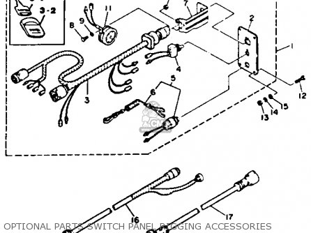 Yamaha P200TLRR 1993 parts lists and schematics