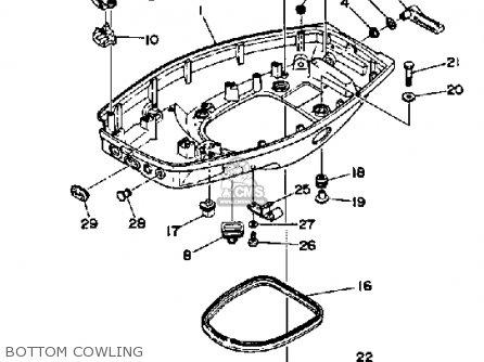 Yamaha Outboard Trim Gauge Wiring Diagram, Yamaha, Free