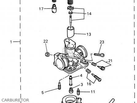 1978 Yamaha Dt 400 Wiring Diagram 1967 Yamaha DT 400