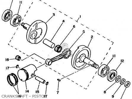 Yamaha Pw50 1994 (r) Usa Canada parts list partsmanual partsfiche