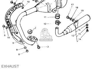 Yamaha Pw50 1997 3ptp Holland 273pt-300e1 parts list