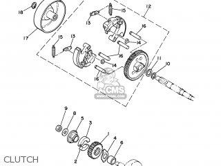 Yamaha PW50 2005 5PGA EUROPE 1D5PG-300E1 parts lists and