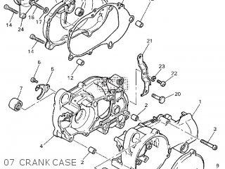 Yamaha PW50 2018 2SAE EUROPE 1T2SA-300E1 parts lists and