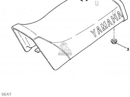 Yamaha Pw80-1 2001 (1) Usa parts list partsmanual partsfiche