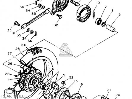 50 Cc Scooter Wiring Diagram, 50, Free Engine Image For