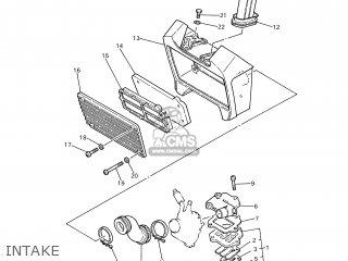 Yamaha Pw80 2003 (3) Usa parts list partsmanual partsfiche