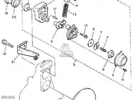 Yamaha Phazer Oil Pump Yamaha YZ450F Wiring Diagram ~ Odicis