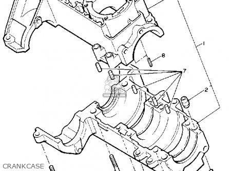 Yamaha PZ480EP PHAZER 1990 parts lists and schematics