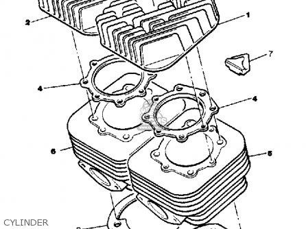 Yamaha PZ480H PHAZER 1984 parts lists and schematics