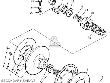 Yamaha Phazer Carburetor Diagram Yz 250 Carburetor Diagram