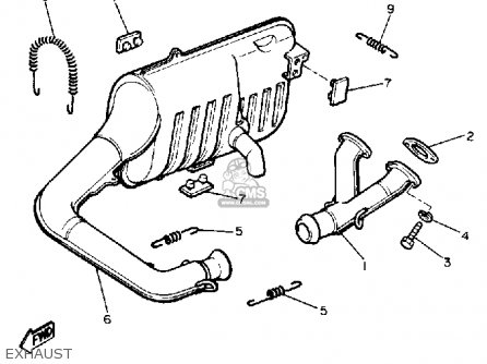 Yamaha Phazer Oil Pump, Yamaha, Free Engine Image For User