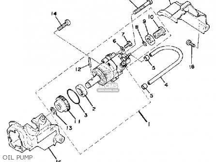Yamaha QT50F 1979/1980 USA parts lists and schematics