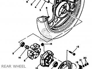 Yamaha RD350F 1985 57V EUROPE 2557V-300E1 parts lists and