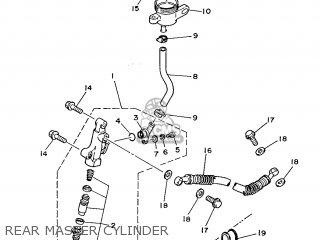 Yamaha Dt 125 Cdi Wiring Diagram Yamaha DT 100 Wiring