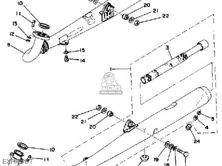 Yamaha Rd350 Engine Diagram, Yamaha, Free Engine Image For
