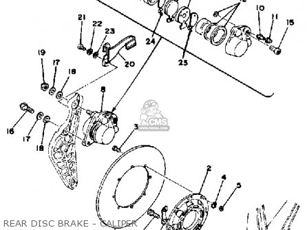 1979 Xs1100 Wiring Diagram Schematic