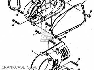 Yamaha Rd50m 1979 2l8 Europe 2e028-198e5 parts list
