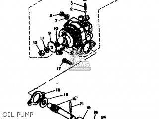 Yamaha Rd80 1982 12g Europe 2212g-300e1 parts list