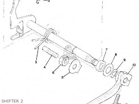 Yamaha Y 100 Wiring Diagram