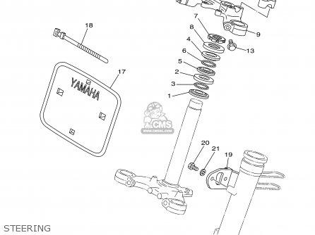 Yamaha RT100 2000 (Y) USA parts lists and schematics