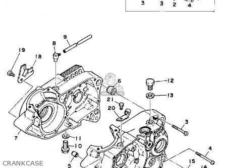 Yamaha B Schematic, Yamaha, Free Engine Image For User